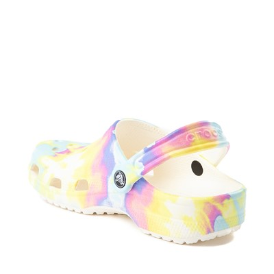 Alternate view of Crocs Classic Clog - Tie Dye