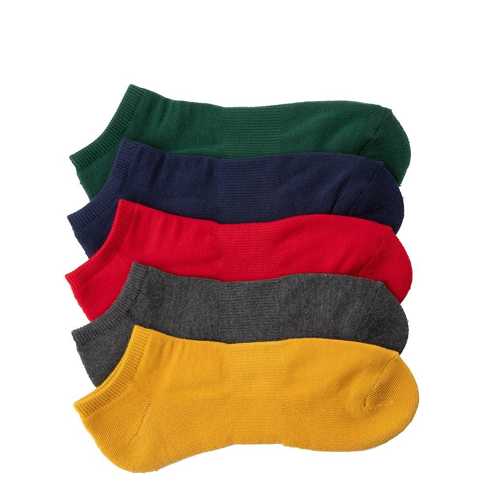 Mens Low Cut Socks 5 Pack