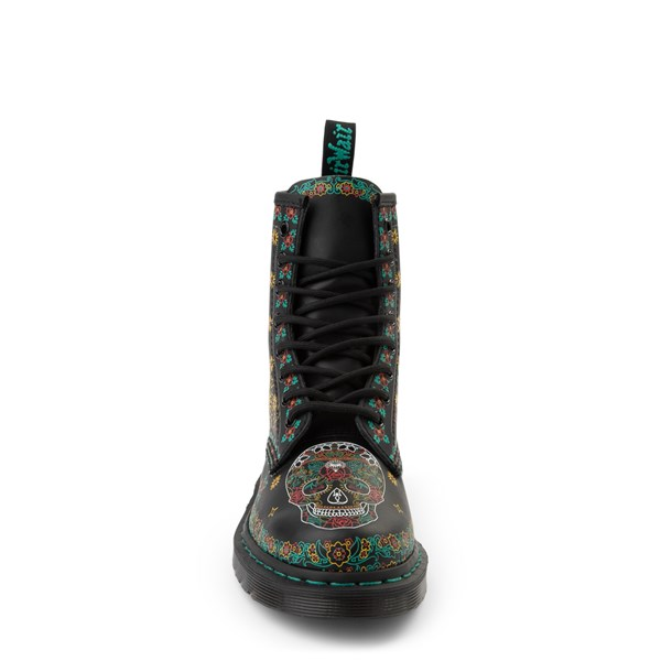 alternate image alternate view Dr. Martens 1460 8-Eye Day of the Dead BootALT4