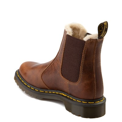Alternate view of Womens Dr. Martens 2976 Leonore Chelsea Boot - Butterscotch