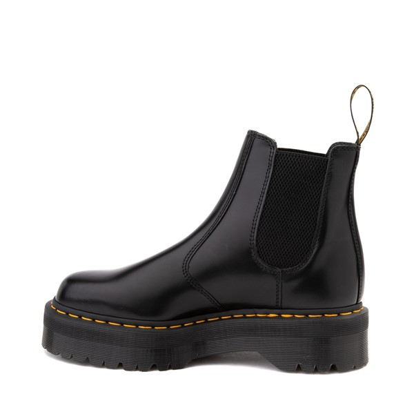 alternate image alternate view Dr. Martens 2976 Platform Chelsea Boot - BlackALT1