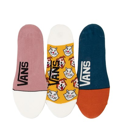 Alternate view of Womens Vans Best Buds Canoodle Liners 3 Pack