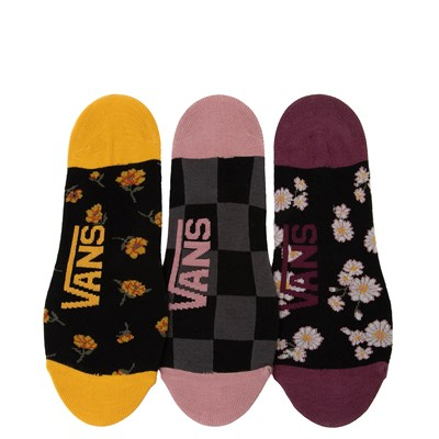 Alternate view of Womens Vans Floral Frenzy Canoodle Liners 3 Pack