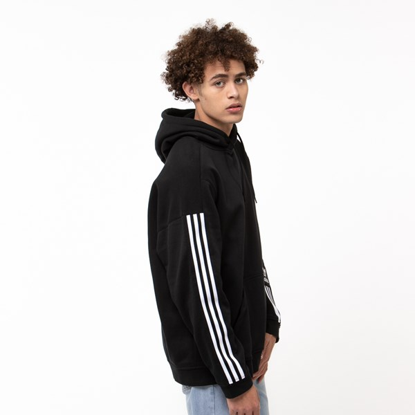 alternate image alternate view Mens adidas Lock Up HoodieALT3