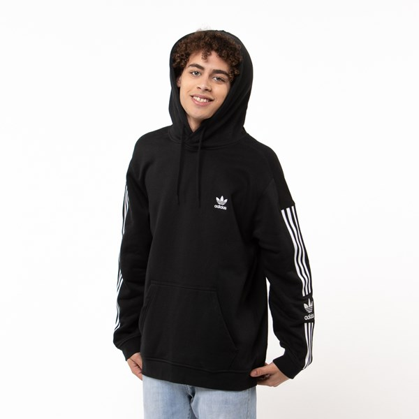 alternate image alternate view Mens adidas Lock Up HoodieALT4