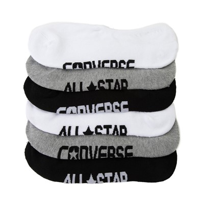 Alternate view of Mens Converse Liners 6 Pack