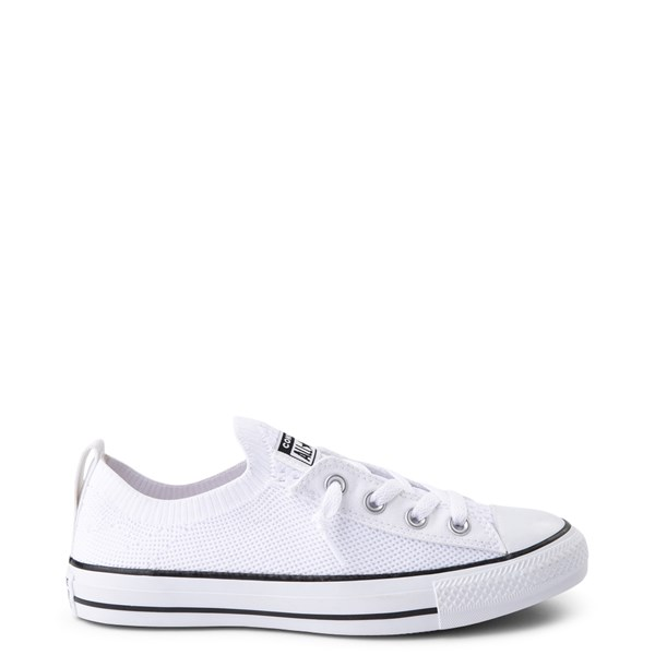 Womens Converse Chuck Taylor All Star Lo Shoreline Knit Sneaker - White