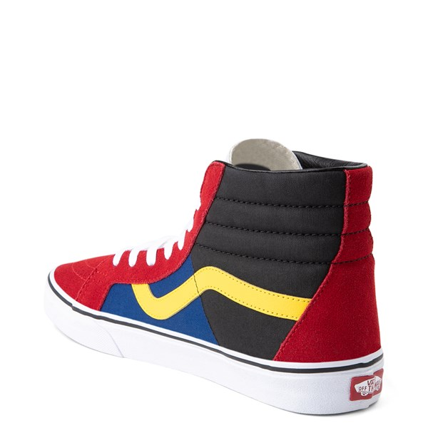 alternate image alternate view Vans Sk8 Hi OTW Rally Skate ShoeALT2