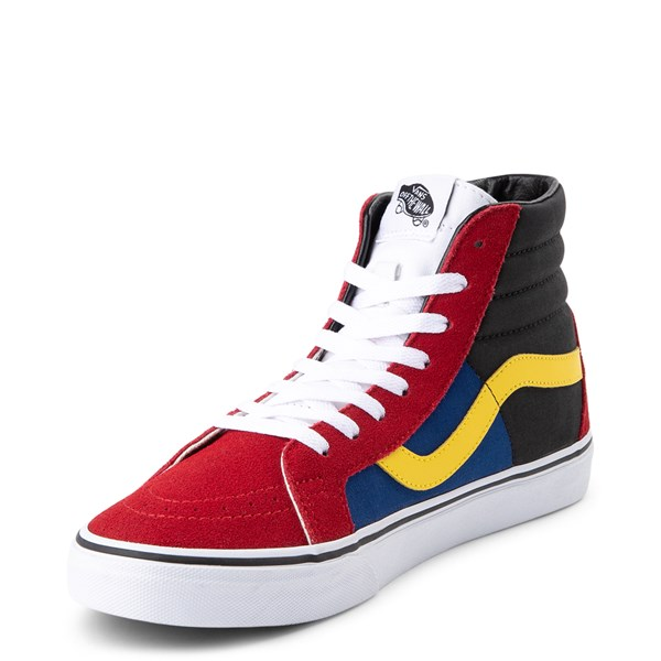 alternate image alternate view Vans Sk8 Hi OTW Rally Skate ShoeALT3