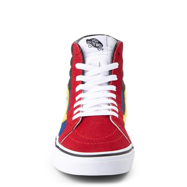 alternate image alternate view Vans Sk8 Hi OTW Rally Skate ShoeALT4