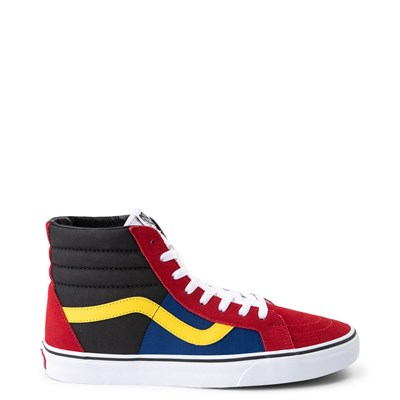 Main view of Vans Sk8 Hi Off The Wall Skate Shoe