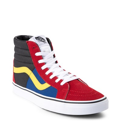 Alternate view of Vans Sk8 Hi Off The Wall Skate Shoe