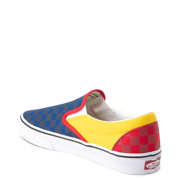 alternate image alternate view Vans Slip On OTW Rally Chex Skate ShoeALT2