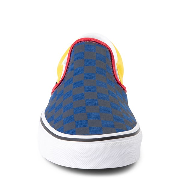 alternate image alternate view Vans Slip On OTW Rally Chex Skate ShoeALT4
