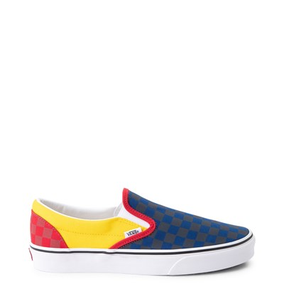 Main view of Vans Slip On OTW Rally Chex Skate Shoe