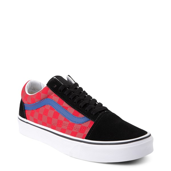 alternate image alternate view Vans Old Skool OTW Rally Chex Skate ShoeALT1