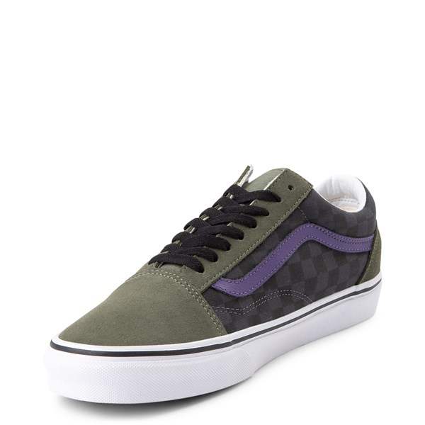 alternate image alternate view Vans Old Skool OTW Rally Chex Skate ShoeALT3