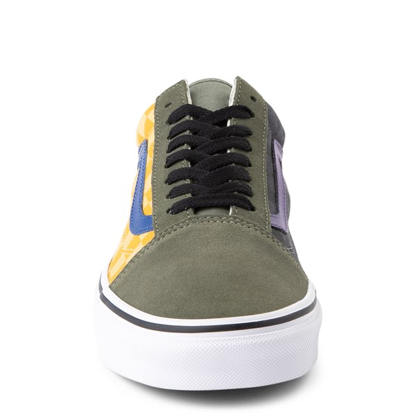 alternate image alternate view Vans Old Skool OTW Rally Chex Skate ShoeALT4