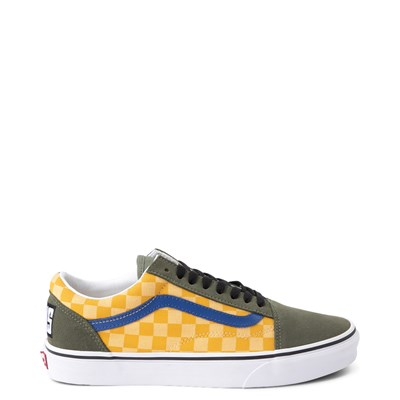 Main view of Vans Old Skool OTW Rally Chex Skate Shoe