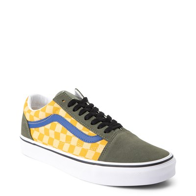 Alternate view of Vans Old Skool Off The Wall Skate Shoe