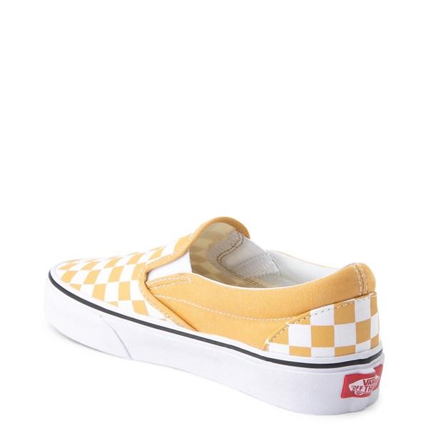 alternate image alternate view Vans Slip On Chex Skate ShoeALT2