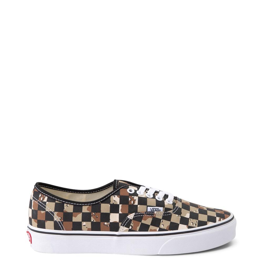 Vans Authentic Chex Skate Shoe