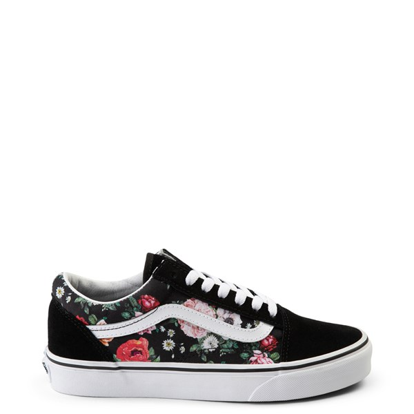 Main view of Vans Old Skool Garden Floral Skate Shoe