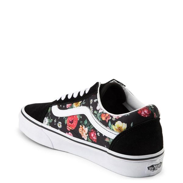 alternate image alternate view Vans Old Skool Garden Floral Skate ShoeALT2