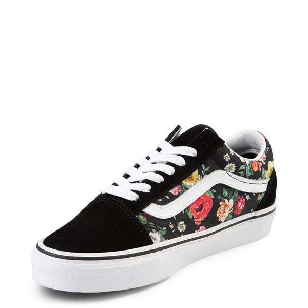 alternate image alternate view Vans Old Skool Garden Floral Skate ShoeALT3