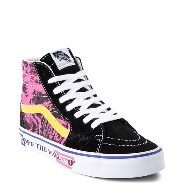 alternate image alternate view Vans Sk8 Hi Lady Vans Skate ShoeALT1