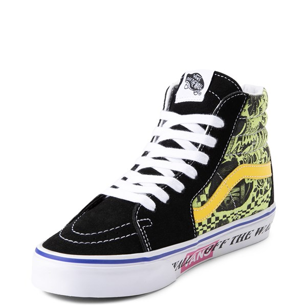 alternate image alternate view Vans Sk8 Hi Lady Vans Skate ShoeALT3