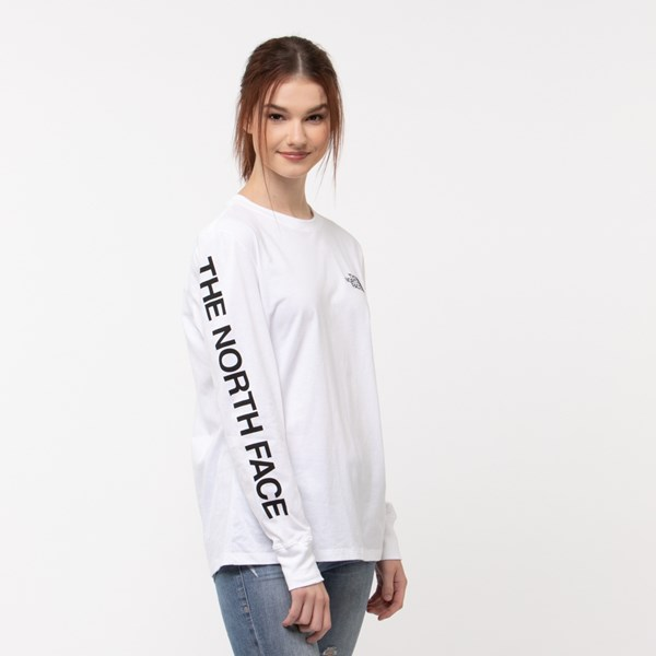 Womens The North Face Brand Proud Long Sleeve Tee