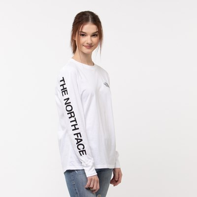 Main view of Womens The North Face Brand Proud Long Sleeve Tee