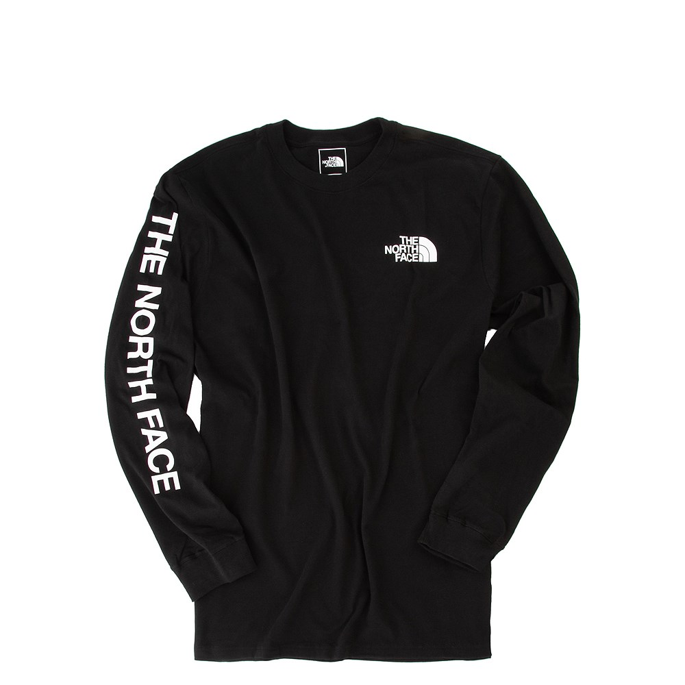 Mens The North Face Brand Proud Long Sleeve Tee