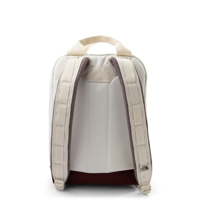 Alternate view of The North Face Tote Backpack - Vintage White / Red