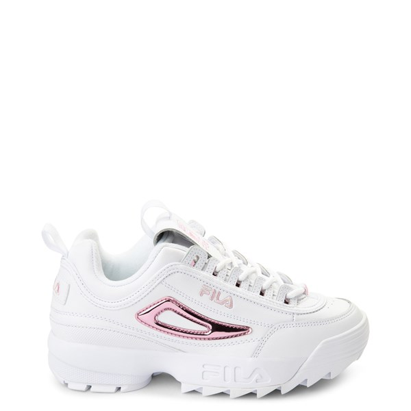 Womens Fila Disruptor Athletic Shoe