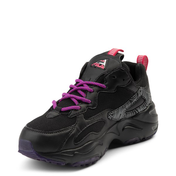 alternate image alternate view Womens Fila Ray Tracer Athletic ShoeALT3
