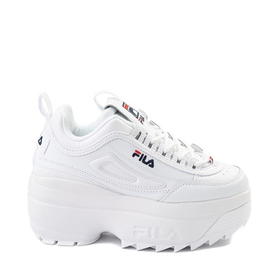 Main view of Womens Fila Disruptor Wedge Athletic Shoe