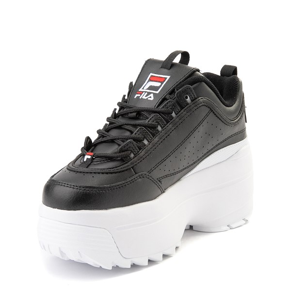alternate image alternate view Womens Fila Disruptor Wedge Athletic ShoeALT2
