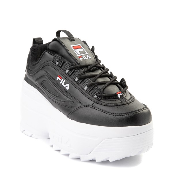 alternate image alternate view Womens Fila Disruptor Wedge Athletic ShoeALT5