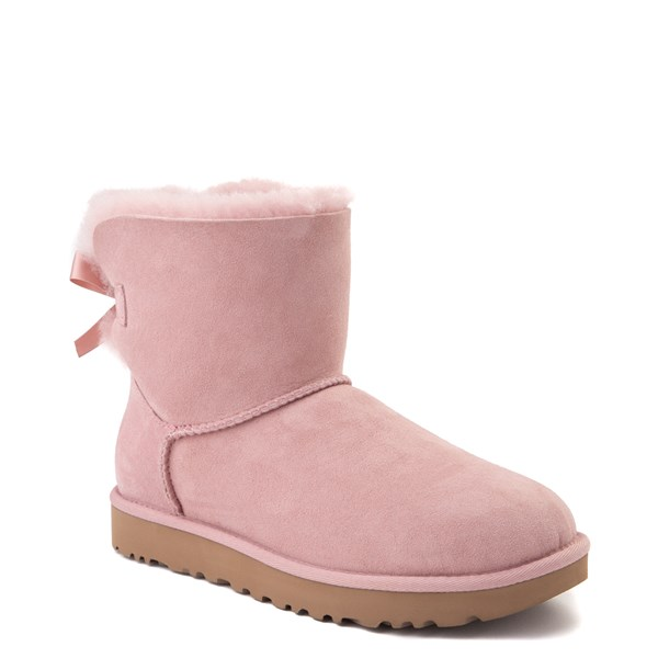 alternate image alternate view Womens UGG® Mini Bailey Bow II BootALT1