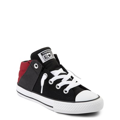 Alternate view of Converse Chuck Taylor All Star Axel Mid Sneaker - Little Kid / Big Kid