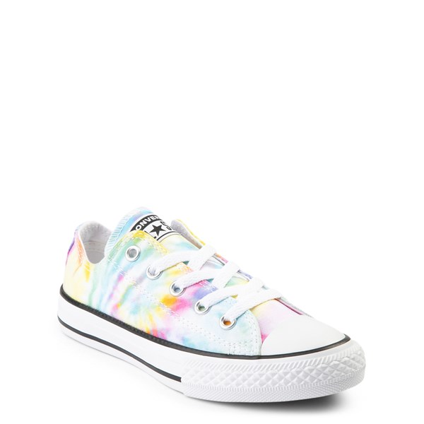 alternate image alternate view Converse Chuck Taylor All Star Lo Tie Dye Sneaker - Little KidALT1