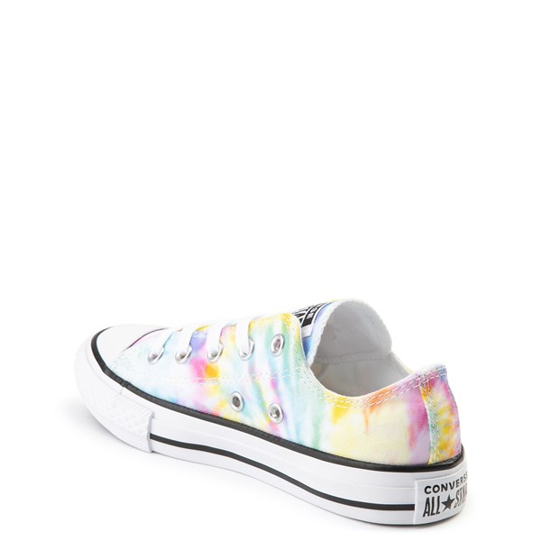 alternate image alternate view Converse Chuck Taylor All Star Lo Tie Dye Sneaker - Little KidALT2