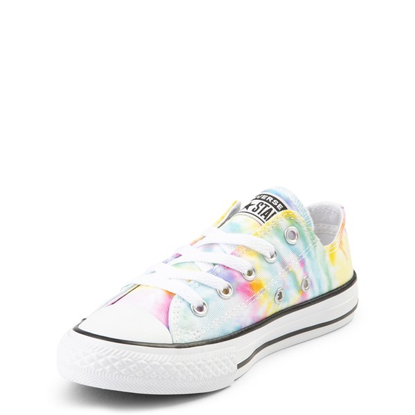 alternate image alternate view Converse Chuck Taylor All Star Lo Tie Dye Sneaker - Little KidALT3
