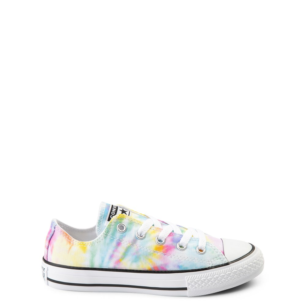 Converse Chuck Taylor All Star Lo Tie Dye Sneaker - Little Kid