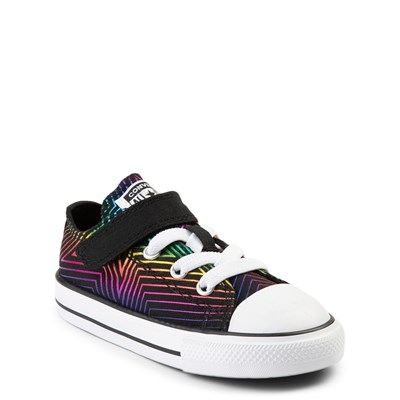 Alternate view of Converse Chuck Taylor All Star 1V Lo Sneaker - Baby / Toddler
