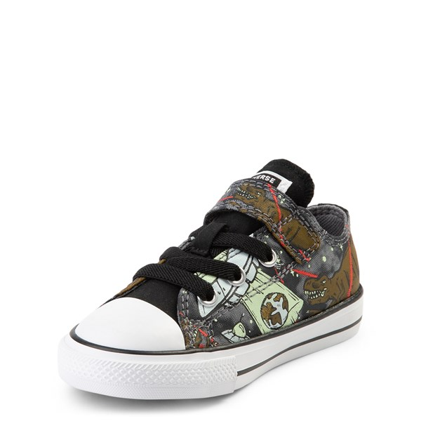alternate image alternate view Converse Chuck Taylor All Star Lo Dinoverse Sneaker - Baby / ToddlerALT3
