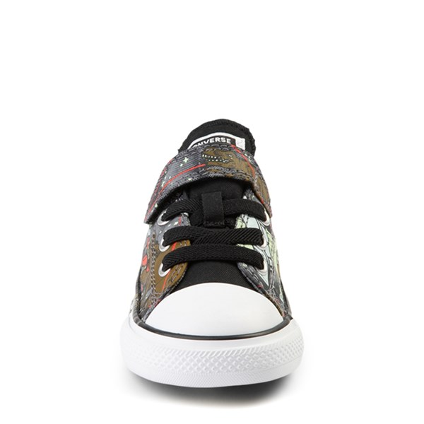alternate image alternate view Converse Chuck Taylor All Star Lo Dinoverse Sneaker - Baby / ToddlerALT4