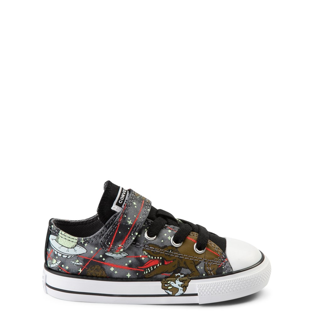 Converse Chuck Taylor All Star Lo Dinoverse Sneaker - Baby / Toddler
